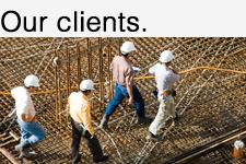 Our clients.